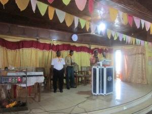 Sabbath service